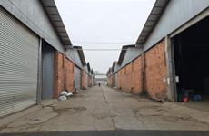 南站大道多间1000一1万平优质厂房仓库、50一1万平场地招租