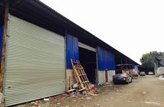 (已成交)五一路附近,苏坡600-4500平厂房仓库招租
