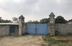 南宁市扶绥方向10公里处独门独院厂房仓库、工业用地招租