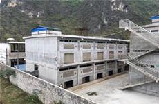 (已成交)河池市都安县城效外(G75)附近5000平养殖厂出租