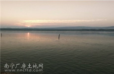 广西百色市平果县2500亩水库转让