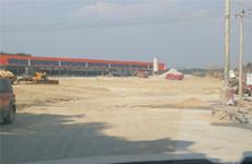 昆仑大道四塘交通学院对面70亩工业地、300一20000平厂房仓库