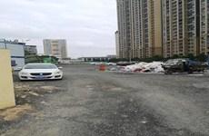西乡塘高新区新际路20一6000平场地、停车场、铺面招租