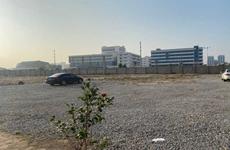 西乡塘区大学西路与鹏飞路交界处18亩空场地招租