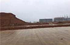 武鸣伊岭岩城南工业园区内约16000平米24亩工业用地招租