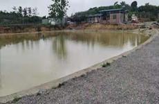 (已成交)昆仑大道三塘北路附近30亩鱼塘、场地、农家乐招