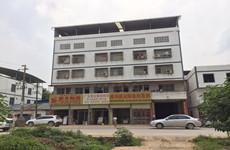 石埠中学对面100-2000平砖混结构厂房仓库、办公室、招租房