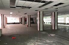 (已成交)江南区五一路名宝物流附近1069平混泥土结构厂房