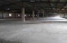 (已成交)安吉大道永宁村900平厂房仓库,门口400平空地