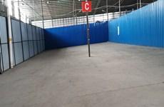 (已成交)华南城对面工厂大院内400平厂房仓库