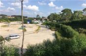 兴宁区昆仑大道嘉和城对面20亩水泥硬化场地招租