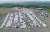江南区金鸡村方向沙井街道山郡岭2000—100亩空场地、停车场