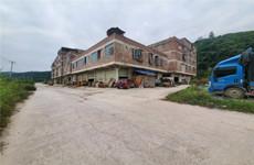 (已成交)安吉永宁村整栋320-680平砖混结构厂房仓库