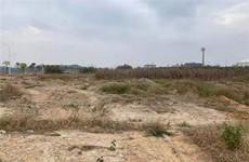 青秀区与兴宁区交界处长虹路旁2-103亩场地招租