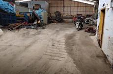 西乡塘北湖北路430平厂房仓库招租及半自动打包机设备出售