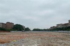 江南区五一路西明大桥附近10亩(约6660平米)空场地招租