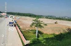 石埠30亩空场地,同兴三津汽车城20一6万平铺面,汽车场地
