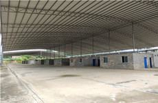 兴宁区昆仑大道五塘京东物流园后面12000平钢架结构厂房仓库