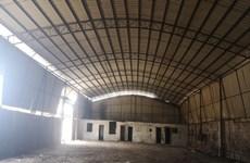 (已成交)高新区北湖路连畴村830平厂房仓库、生产车间