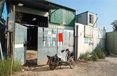 江南大道三津农贸市场旁780平独门独院厂房仓库
