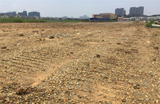 5-120亩:翠湖新城旁五一西路五一学校对面临街空场地招租