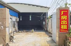 北湖村2队美网丝印广告旁630平、820平、1450平厂房出租