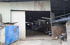 (已成交)丰达高安路口800平独门独院钢架结构厂房仓库